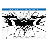 The Dark Knight Trilogy: Ultimate Collector's Edition – Batman Begins / The Dark Knight / The Dark Knight Rises on Blu-ray – $38.99!