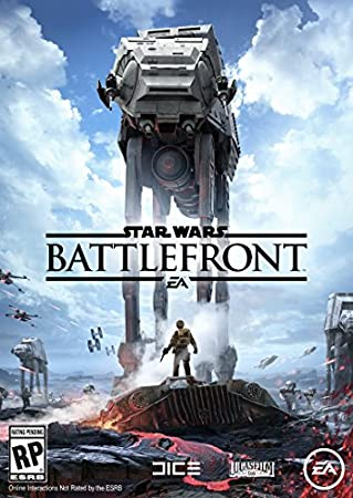 Star Wars: Battlefront - Standard Edition - PC [Digital Code]