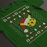 Christmas-Pikachu-Knit-Pattern-Pokemon-Kids-T-Shirt