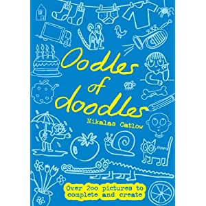 Download book Oodles of Doodles: Over 200 Pictures to Complete and Create