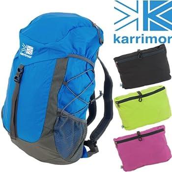 [カリマー] karrimor マース パッカブル デイパック 25L ブラック mars day pack 折り畳み リュック