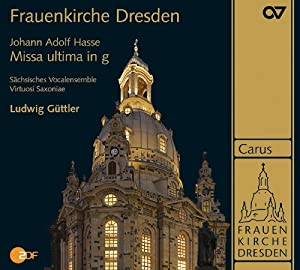 Missa Ultima in G / Concertos For Harpsichord & Or
