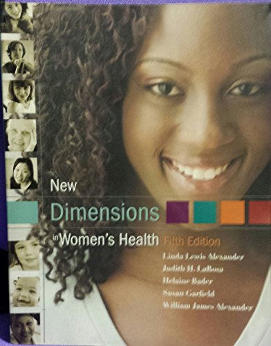 New Dimensions In Womens Health