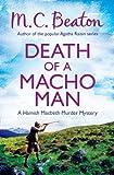Death of a Macho Man (Hamish Macbeth Book 12)
