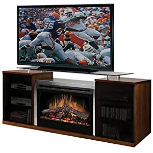 Marana 76 TV Stand With Electric Fireplace