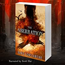 The Aberration Audiobook by Bard Constantine Narrated by Scott Dai