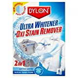 Ultra Whitener with Oxi Stain Remover: Dylon: Trade Pack of 6