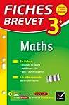 Fiches Brevet Maths 3e : fiches de r�...