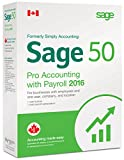 Sage 50 Pro Accounting with Payroll 2016