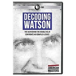 American Masters: Decoding Watson DVD
