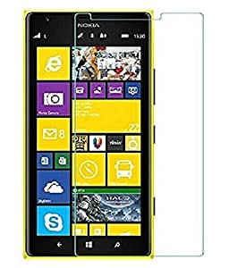 zZeonee Crystal clear 9H Hardness Tempered Glass Screen protecter for Microsoft Lumia 730