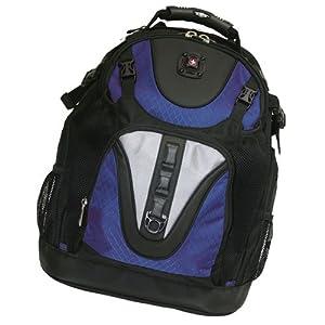 Maxxum Swiss Gear by Wenger Notebook Backpack - Blue
