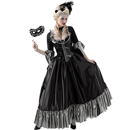 Masquerade Ball Queen Costume Size:Teen
