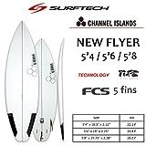 SURF TECH サーフテック CHANNEL ISLAND チャンネルアイランド NEW FLYER ニューフライヤー (5'6
