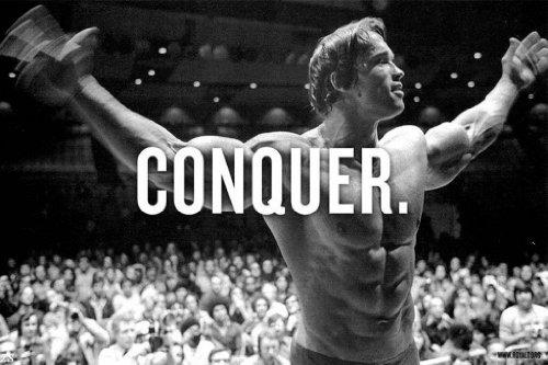 Arnold Schwarzenegge Body