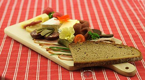 1-Grill-Pizzabrett-splmaschinenfest-Pizzateller-Holz-natur-ca-35-cm-x-16-cm-Brotzeitbrett-mit-Griff-Naturholz-Rotbuche-unbehandelt-als-Raclette-Pita-Dner-Naan-ServierbrettRoti-Ciabatta-Langos-Chubz-Se