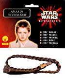 Anakin Skywalker Jedi Apprentice Braid