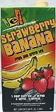 Jet Tea Strawberry Banana Smoothie Mix 64 oz