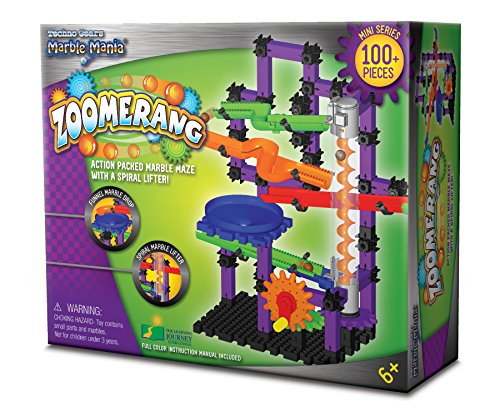 The Learning Journey Techno Gears Marble Mania Zoomerang