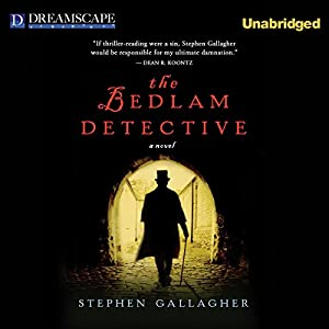 The Bedlam Detective Audiobook