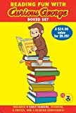 Reading Fun with Curious George (Green Light Readers Level 1: Curious George)