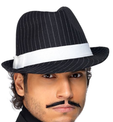 Smiffys Deluxe Trilby Hat - 1