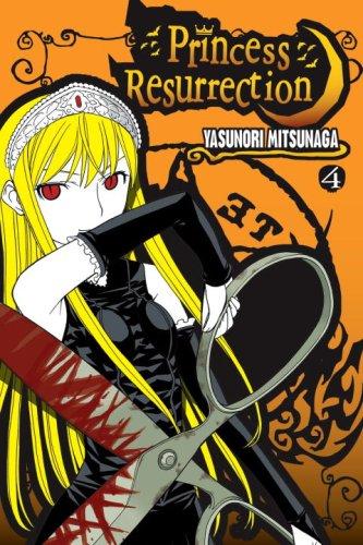 Princess Resurrection, Volume 4