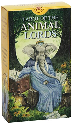 TAROT OF THE ANIMAL LORDS (cards)