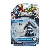 Jet Armor Nick Fury Avengers Assemble S.H.I.E.L.D. Gear Action Figure