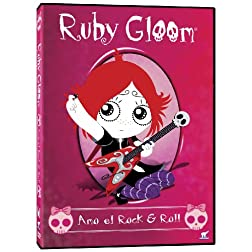 Ruby Gloom: Amo El Rock & Roll