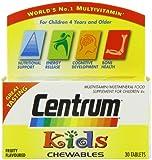 Centrum Kids Tablets Pack of 30