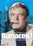 Banacek (Complete Season 1) - 4-DVD Set (1972) ( Banacek - Season One ) [ NON-USA FORMAT, PAL, Reg.2 Import - United Kingdom ]