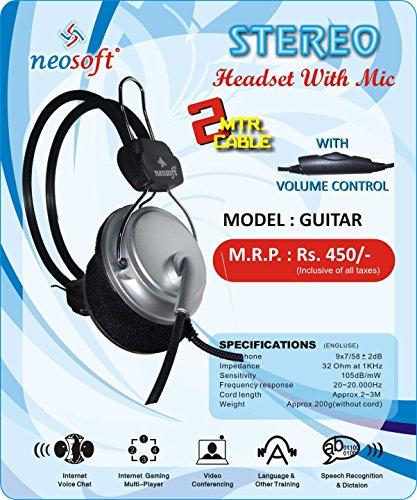 Neosoft-Guitar-On-Ear-Headset