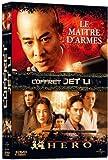 echange, troc Le maître d'armes / Le secret des poignards volants - Coffret 2 DVD