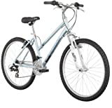 Diamondback Lustre One Women's Mountain Bike (26-Inch Wheels), Light Blue, XX-Small/13-Inch