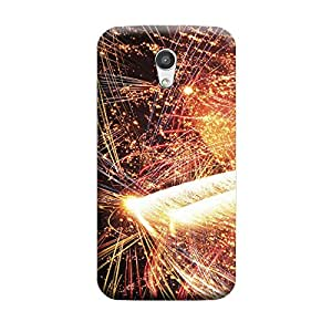 Ebby Premium Printed Back Case Cover With Full protection For Motorola Moto G2 (Designer Case)