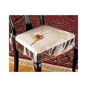 Genial Youu0027re Want To Buy An Easy Way To Keep Your Dining Chairs Looking Like New.  These Transparent Heavy Duty Vinyl Seat Covers Protect And Display The  Beauty Of ...