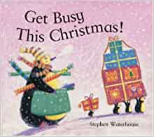 Amazon.fr - Get Busy This Christmas - Stephen Waterhouse - Livres