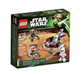 Lego Star Wars Clone Troopers vs Droidekas - 75000