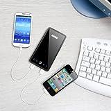 Anker Astro3E大容量モバイルバッテリー 10000mAh 5V/3A 2USBポート同時充電【18ヶ月保証・安心サポート】iPhone5/iPhone4S/iPad/iPod/Android/各種スマホ/Wi-Fiルータ等対応(日本語説明書付き)