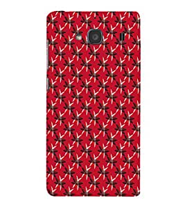 Ebby Premium Printed Mobile Back Case Cover With Full protection For Xiaomi Redmi 2 (Designer Case)