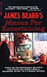 """JAMES BEARD COOKBOOKS"": The James Beard Cookbook / James Beards Menus for Entertaining"