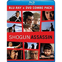 Shogun Assassin [Blu-ray]