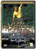 Highlights Of The 1986 Masters Tournament: 20th Anniversary [DVD] [Region 1] [US Import] [NTSC]