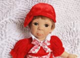 Vintage Reborn Baby Boy European Retro Doll 15