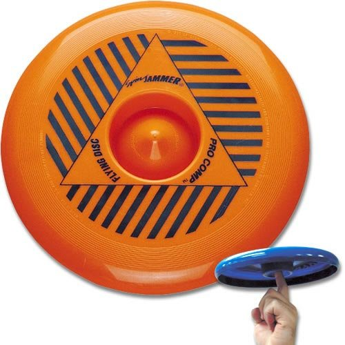 Sandeen Spin Jammer 10in Disc (Styles and Colors May Vary) - 1