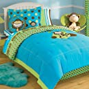 Bobby Jack Going Dotty Twin Comforter