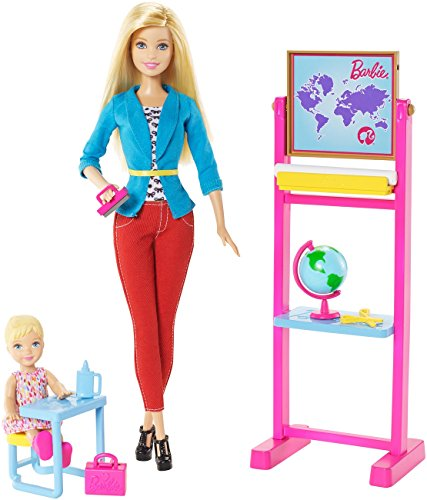 Barbie Teacher