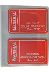 Plastic Wallet Inserts, Replacement Windows (D) Credit Card)