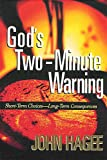 img - for God's Two-Minute Warning book / textbook / text book